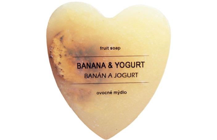 バナナ&ヨーグルト ソープ(ハー..