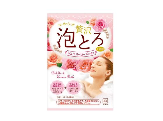 お湯物語 贅沢泡とろ 入浴料 ジ..